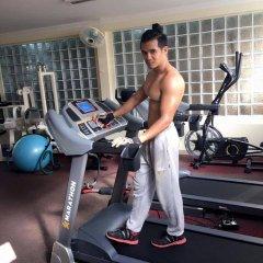 Отель Baan Souy Resort фитнесс-зал фото 2