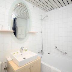 Отель De Fierlant Брюссель ванная фото 2