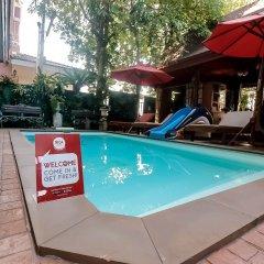 Отель Zen Rooms Ladkrabang 48 Бангкок бассейн
