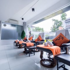 Cubic Bed Pratunam - Hostel Бангкок спа фото 2