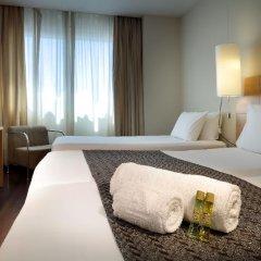 Отель Eurostars Lucentum 4* Стандартный номер с различными типами кроватей фото 6