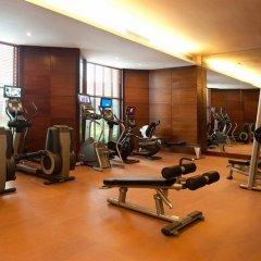 Отель Crowne Plaza West Hanoi фитнесс-зал фото 4