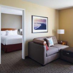 Отель TownePlace Suites Milpitas Silicon Valley комната для гостей фото 3