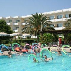 Отель Afandou Beach Resort бассейн фото 3