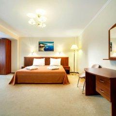 Гостиница Черное море комната для гостей фото 13