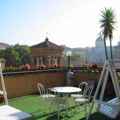Отель Viminale Hotel Италия, Рим - 6 отзывов об отеле, цены и фото номеров - забронировать отель Viminale Hotel онлайн балкон