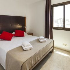 Апартаменты Ibiza Heaven Apartments комната для гостей