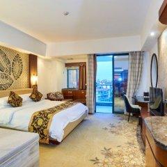 Отель Xiamen Dongfang Hotshine Hotel Китай, Сямынь - отзывы, цены и фото номеров - забронировать отель Xiamen Dongfang Hotshine Hotel онлайн комната для гостей фото 3