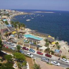 Отель AX ¦ Sunny Coast Resort & Spa пляж