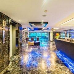 Отель Citrus Suites Sukhumvit 6 By Compass Hospitality Бангкок интерьер отеля