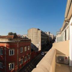 Апартаменты Your Opo Vintage Apartments балкон