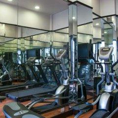 Отель Treebo Tryst Amber фитнесс-зал фото 3