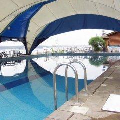 Гостиница Яхт-Клуб Новый Берег бассейн