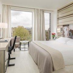 Отель H10 London Waterloo 4* Стандартный номер с различными типами кроватей фото 7