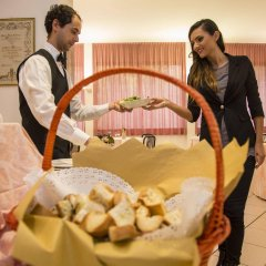 Hotel Grassetti Корридония питание фото 3