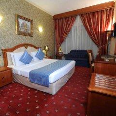 Отель Sun And Sand Clock Tower Дубай комната для гостей фото 2