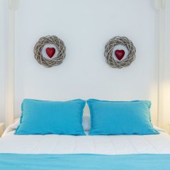 Hotel Galini комната для гостей