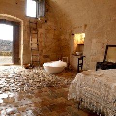Отель Sextantio Le Grotte Della Civita Матера ванная фото 2