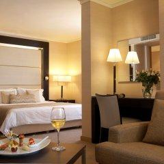 Galaxy Hotel Iraklio 5* Представительский люкс с различными типами кроватей