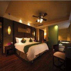Отель Landison Longjing Resort комната для гостей фото 4