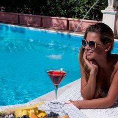 Отель Du Soleil Италия, Римини - отзывы, цены и фото номеров - забронировать отель Du Soleil онлайн бассейн