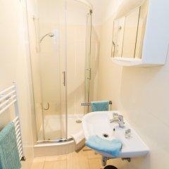 Отель CheckVienna – Apartment Johnstrasse Австрия, Вена - отзывы, цены и фото номеров - забронировать отель CheckVienna – Apartment Johnstrasse онлайн ванная фото 2