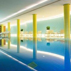 Отель Novotel Muenchen City Мюнхен бассейн