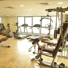 Belle Vue Hotel Амман фитнесс-зал фото 3