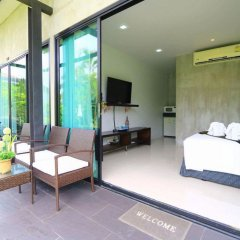 Отель Baan Norkna Bangtao пляж Банг-Тао комната для гостей фото 4