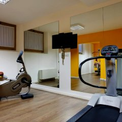 Отель Holiday Inn Genoa City фитнесс-зал фото 2