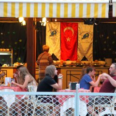 Perdikia Beach Hotel гостиничный бар