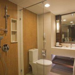 Patong Merlin Hotel ванная
