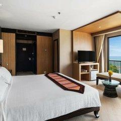 Отель Garden Cliff Resort and Spa Таиланд, Паттайя - отзывы, цены и фото номеров - забронировать отель Garden Cliff Resort and Spa онлайн комната для гостей фото 5