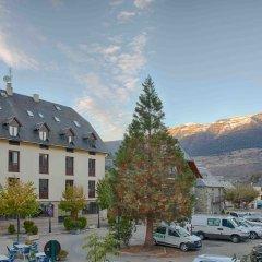 Отель Ribaeta Испания, Вьельа Э Михаран - отзывы, цены и фото номеров - забронировать отель Ribaeta онлайн парковка