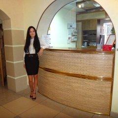 Гостиница Новгородская интерьер отеля