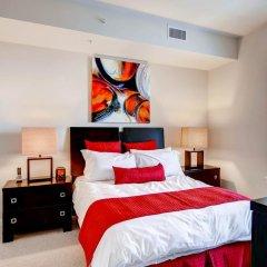 Отель Global Luxury Suites in Capitol Riverfront комната для гостей фото 4