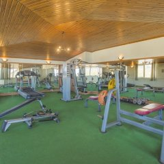 Kleopatra Beach Hotel - All Inclusive фитнесс-зал фото 2