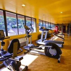 Отель Beyond Resort Kata фитнесс-зал фото 4