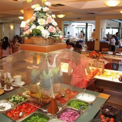 Mediterraneo Hotel - All Inclusive питание