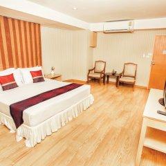 Отель Chawamit Residence Bangkok Бангкок комната для гостей фото 2