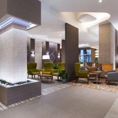 Гостиница Хилтон Гарден Инн Оренбург в Оренбурге 6 отзывов об отеле, цены и фото номеров - забронировать гостиницу Хилтон Гарден Инн Оренбург онлайн интерьер отеля фото 2
