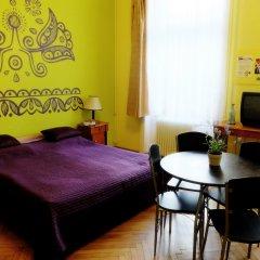 Budapest Budget Hostel Будапешт комната для гостей фото 2