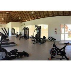 Отель Casa Vacacional Acapulco Residencial Terrasol Diamante 025 фитнесс-зал
