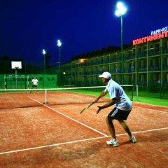 Continental Park Hotel спортивное сооружение
