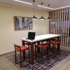 Holiday Inn Hotel And Suites Centro Historico Гвадалахара интерьер отеля