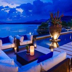 Отель Villa Padma гостиничный бар