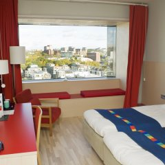 Отель Park Inn by Radisson Stockholm Hammarby Sjöstad комната для гостей фото 5