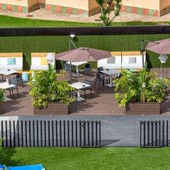 Отель Aparthotel Veramar питание фото 2