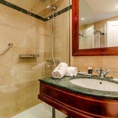 Отель Exe Laietana Palace Испания, Барселона - 4 отзыва об отеле, цены и фото номеров - забронировать отель Exe Laietana Palace онлайн ванная фото 2