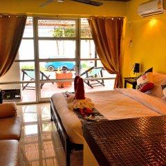 2W Beach Hostel Самуи комната для гостей